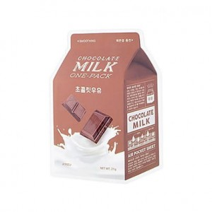 A'Pieu - Milk One Pack #Chocolate Milk - Mleczna maska