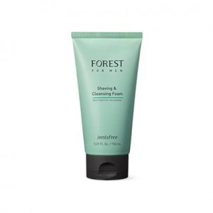 Innisfree - Forest for Men Shaving & Cleansing Foam - Oczyszczająca pianka do goleni