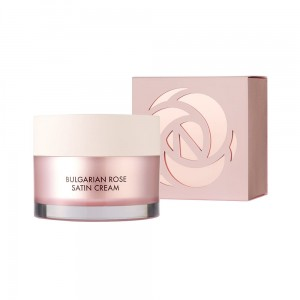 Heimish - Bulgarian rose satin cream - Satynowy krem do twarzy z Różą Damasceńską