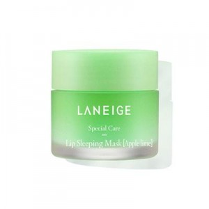 Laneige - Lip Sleeping Mask (Apple Lime) - Regenerująca maska do ust Jałko i Limetka